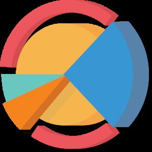 Pie Chart Graphic